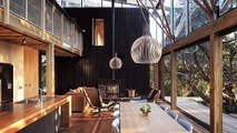 Wooden walls in the house - Wood Walls Home Interior Design - 2020