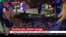 Polis saldırganları arıyor