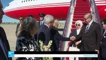 تسليح الأكراد وتسليم غولن على رأس جدول أعمال زيارة أردوغان إلى واشنطن