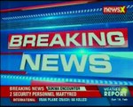 Naxals set 12 CRPF vehicles on fire in Sukma district; 2 local villagers killed in firing