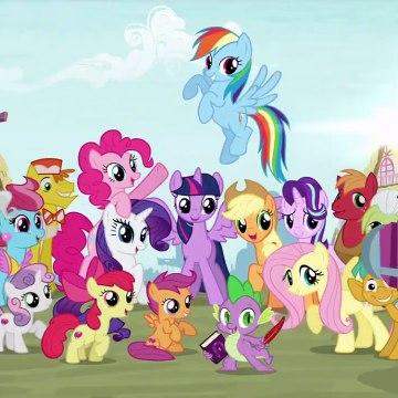 My Little Pony: Vennskap er ren magi - Gauntlet of Fire (norsk)