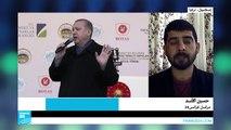 """أردوغان يعلن عن وصول قوات """"درع الفرات"""" إلى وسط مدينة الباب شمال سوريا"""