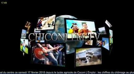 CHICONI FM-TV - Journal des connectés du 18 février 2018