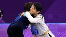 2018 Olympics are full of love