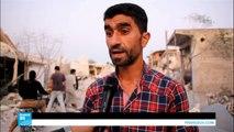 مقتل عشرات التلاميذ في إدلب جراء غارة جوية استهدفت مدرستهم