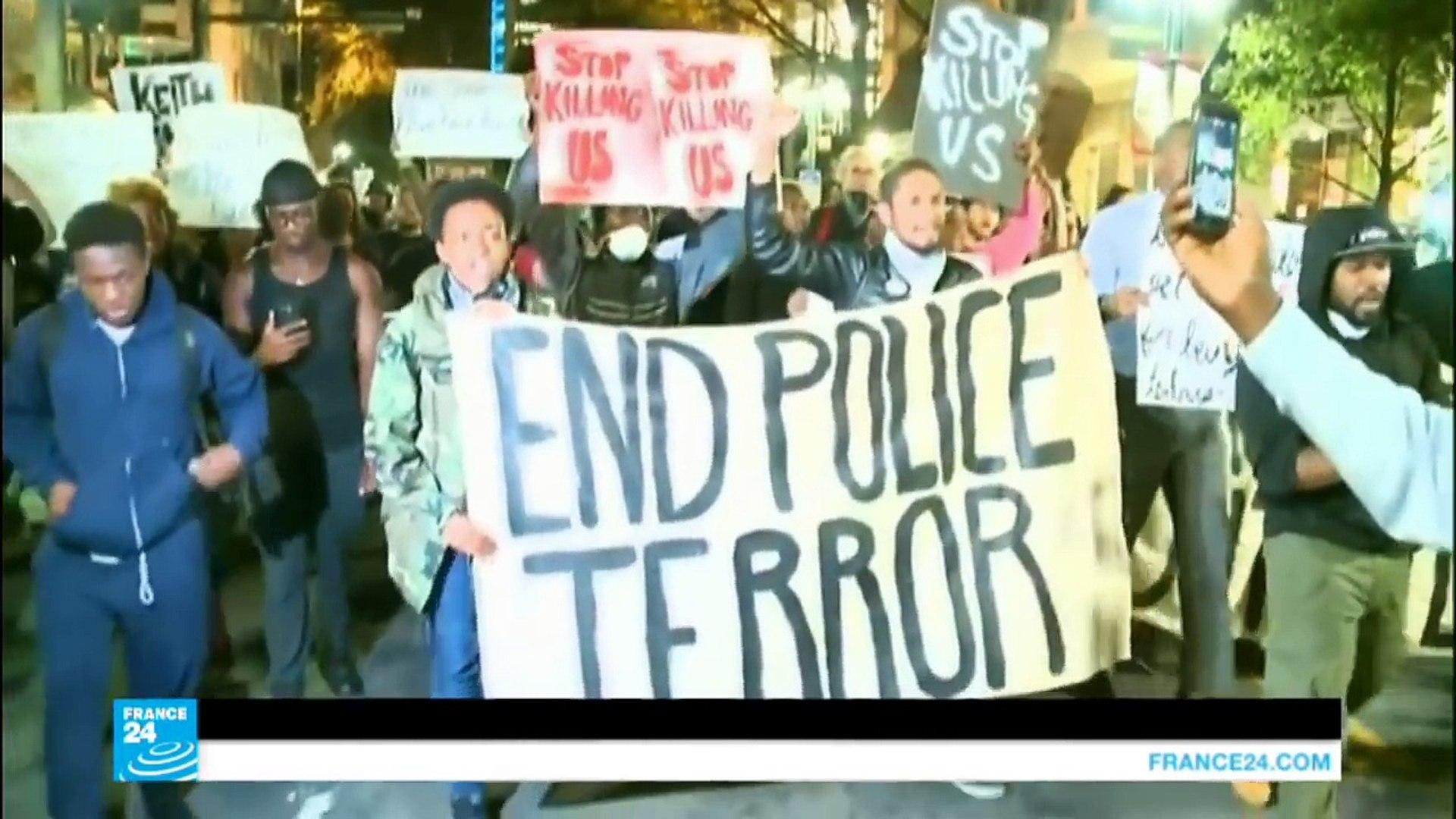 الشرطة الأمريكية ترفض نشر الفيديو الذي يظهر مقتل رجل أسود في مدينة شارلوت