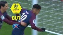 But NEYMAR JR (21ème) / Paris Saint-Germain - RC Strasbourg Alsace - (5-2) - (PARIS-RCSA) / 2017-18