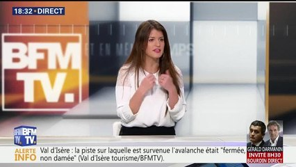 VIDEO. ?C?est un peu triste? : Marlène Schiappa réagit à l?éviction de Mennel de The Voice