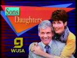 (January 8, 1991) WUSA-TV 9 CBS Washington, D.C. Commercials