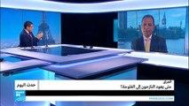 العراق:  متى يعود النازحون إلى الفلوجة؟