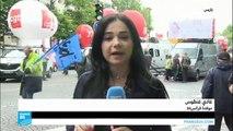 فرنسا: استعدادات لتظاهرات منددة بتبني الحكومة لقانون العمل