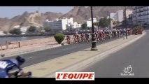 La dernière étape Alexander Kristoff, Alexey Lutsenko remporte l'épreuve - Cyclisme - Tour d'Oman