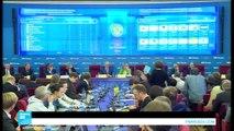 حزب الرئيس بوتين يحقق الغالبية المطلقة بمجلس النواب الروسي