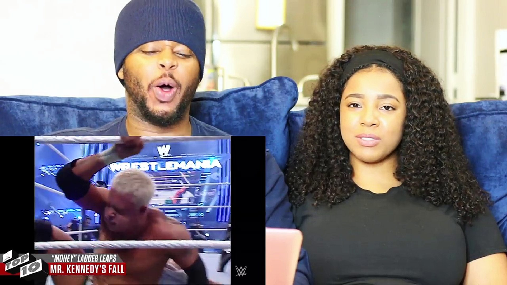 WWE Money in the Bank ladder leaps: WWE Top 10 | Reaction