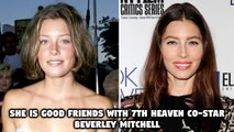 10 Facts About Jessica Biel (Mary Camden)