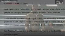 Kevin Feige Thinks 'Black Panther' Is Marvel Studios' Best Movie
