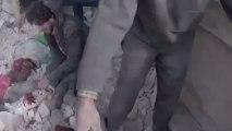 Ataques sobre la región siria de Guta Oriental