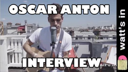 Oscar Anton : Voices Interview Exclu