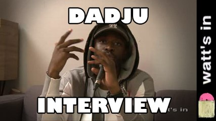 Dadju : Reine Interview Exclu