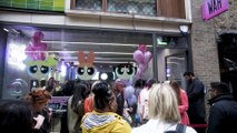 Get Powerpuff Girls Nails! | Powerpuff Girls X WAH London Takeover | Cartoon Network