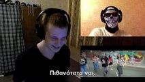 RUSSIANS REACT TO GREEK MUSIC | Μαρίνα Σάττι - ΜΑΝΤΙΣΣΑ | Ρώσοι ακούνε ελληνική μουσική | αντιδραση