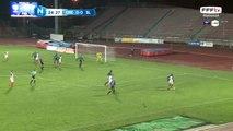 Le Stade Lavallois continue ses attaques