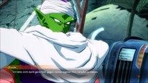 Dragonball FighterZ Piccolo trefft auf klon Piccolo
