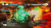 Dragon ball xenoverse | Saga oculta | Bardock, broly vs Vegeta, Son Goten, Trunks