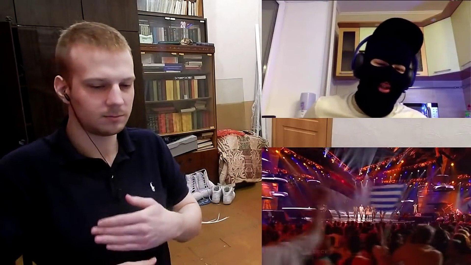 RUSSIANS REACT TO GREEK MUSIC | Helena Paparizou - My Number One (Eurovision 2005 WINNER) | REACTION