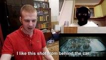 RUSSIANS REACT TO GERMAN RAP | LUCIANO - VORANKOMMEN (prod. by Chryziz Beats) | REACTION