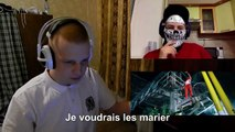 RUSSIANS REACT TO FRENCH RAP | Rohff - BROLY | REACTION TO FRENCH RAP