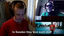 RUSSIANS REACT TO SWEDISH RAP | Denz - Måste | REACTION TO SWEDISH RAP