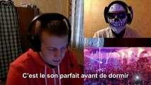 RUSSIANS REACT TO FRENCH/BELGIAN MUSIC | Damso - N. J Respect R | REACTION TO BELGIAN FRENCH RAP