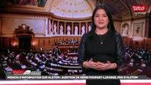 Alstom : audition de Henri Poupart-Lafarge puis de Philippe Varin - Les matins du Sénat (19/02/2018)