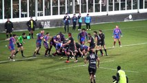 Provence Rugby / Limoges : les temps forts