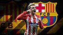 يورو بيبرز: طريقة ادارة برشلونة للصفقات قد تجعله يخسر غريزمان