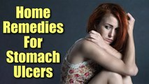 Ulcers - Natural Home Remedies | BoldSky
