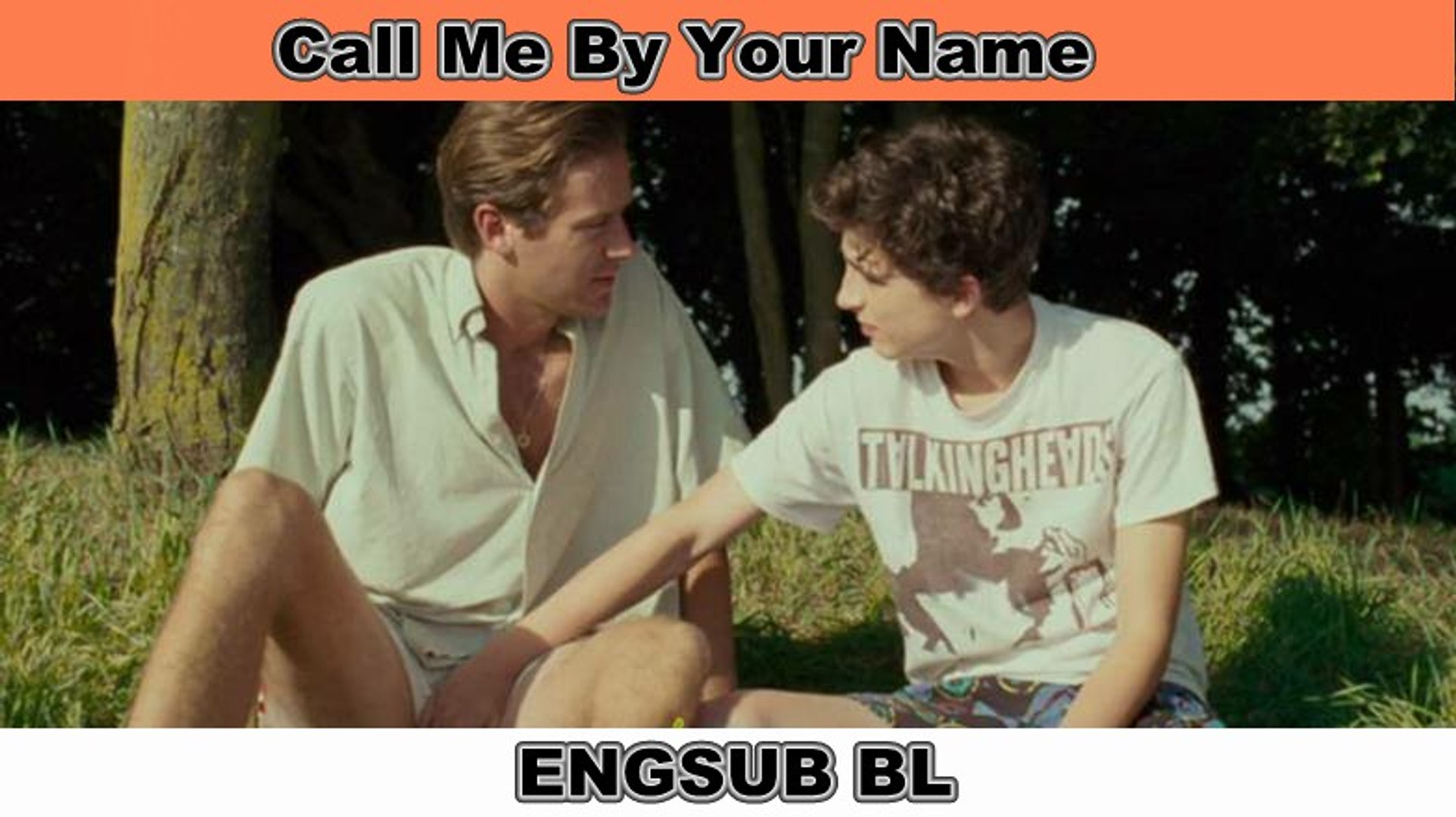 [Engsub BL] Call Me By Your Name Full Movie [1/3]