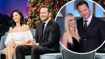 Anna Faris 'furious' over claims ex Chris Pratt is secretly dating Olivia Munn... two years after blonde beauty said actress was husband's 'dream woman'.
