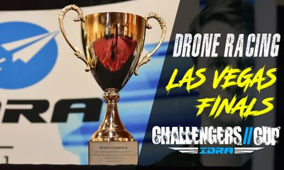 Drone Racing - Race Day at Las Vegas Finals