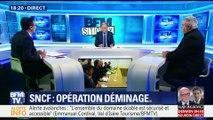 SNCF: les syndicats reçus au ministère des Transports