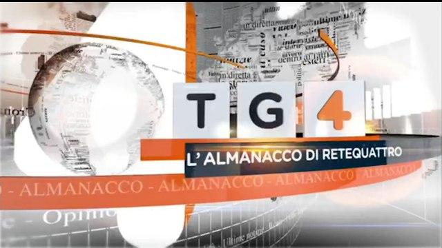 L'Almanacco del Tg4 - Sigla
