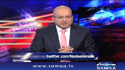 Nadeem Malik's detailed analysis on PM Abbasi's speech in Parliament and strategy of PMLN