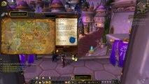 World of Warcraft Allied Race - Alliance Void Elf Scenario