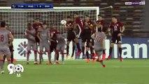 ملخص مباراة الوحدة الاماراتي والدحيل القطري 2- 3 ثنائية يوسف العربي دوري أبطال آسيا