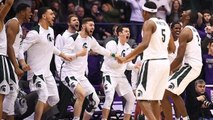 Michigan State stays No. 1 in men's college basketball poll