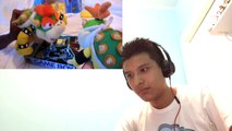 JCP REACTS TO SML BOWSER JUNIORS NINTENDO 3DS