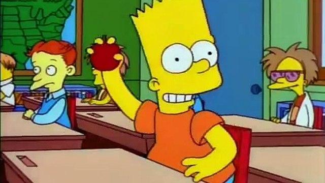The Simpsons - Robot Killing Skinner