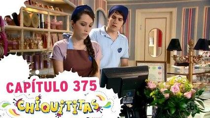 Chiquititas - 19.02.18 - Capítulo 375 - Completo