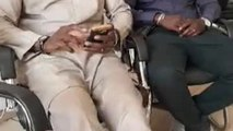 Aliou Wague - Je suis en visite chez mon cousin Amara bathily